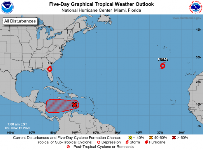 NWS monitoring tropical wave - Cayman Compass