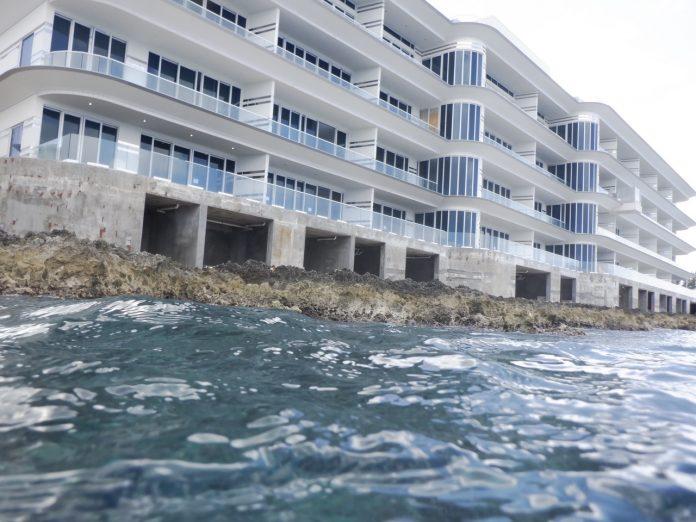 FIN hires divers to clean up debris