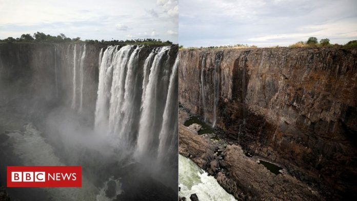 Then and now: When silence descended over Victoria Falls