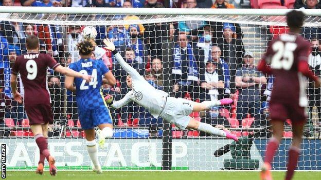 Youri Tielemans goal, Leicester, Chelsea, FA Cup final