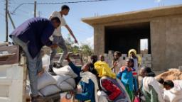 US condemns 'atrocities' in Tigray and call for those responsible to be 'held to account' after CNN investigation