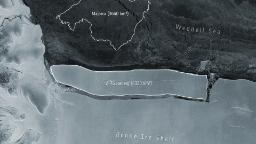 World's largest iceberg breaks off from Antarctica