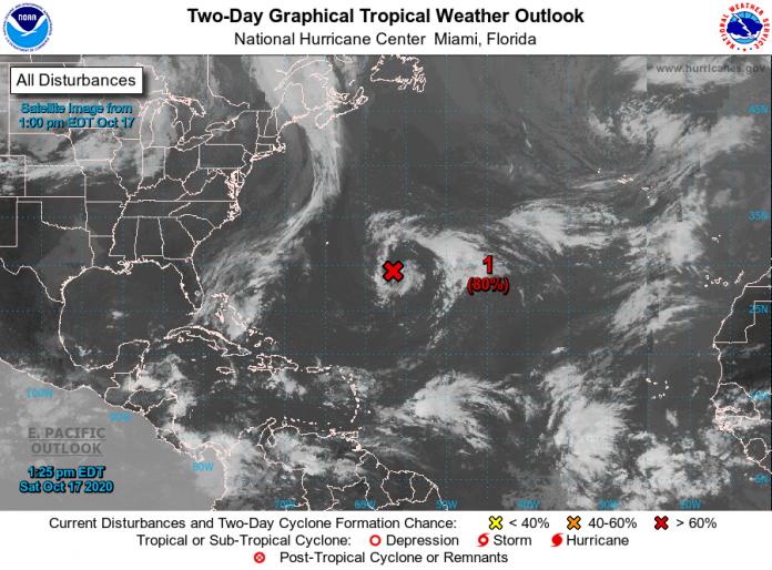 Fish storm brews in the Atlantic