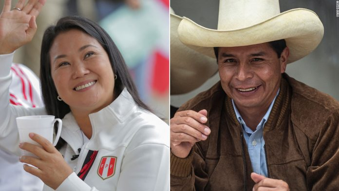Peru presidential election: 2021 results just too close to call