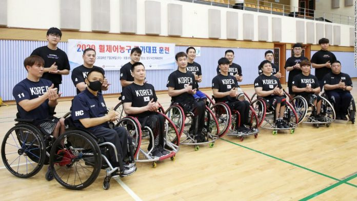 South Korea: Paralympic basketball team inspired by coach who died of cancer