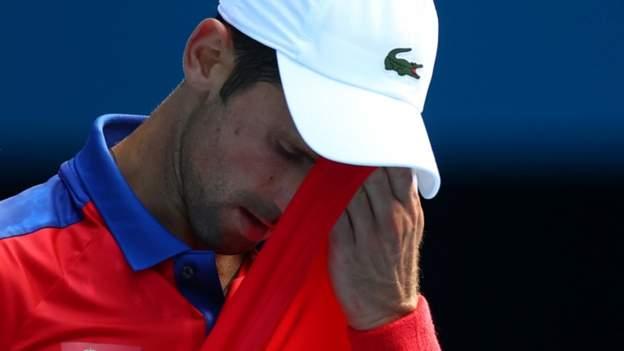 Tokyo Olympics: Novak Djokovic loses to Pablo Carreno Busta in bronze-medal match
