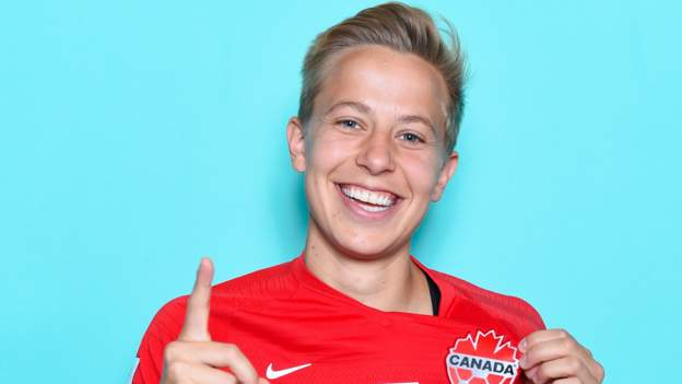 Quinn: Canada's transgender footballer on being 'visible' and playing at the Olympics