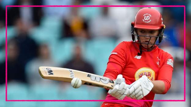 The Hundred: Bowlers lead Welsh Fire to win over Oval Invincibles