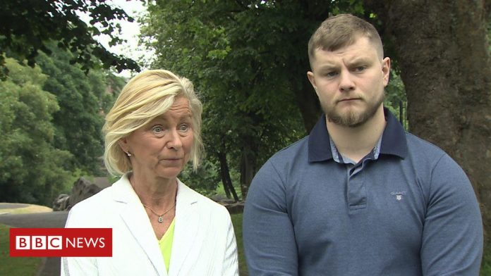 Covid-19: Pancreatic cancer surgery cancellation 'devastating' for family