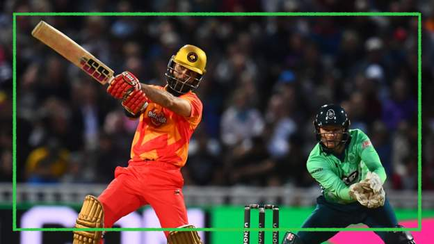 The Hundred: Moeen Ali stars as Birmingham Phoenix beat Oval Invincibles to go top