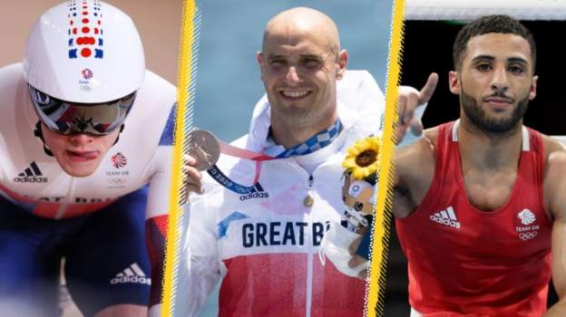 Tokyo Olympics: Matt Walls wins omnium gold, Liam Heath takes kayak bronze & boxer Galal Yafai shines