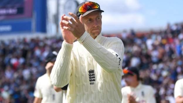 England v India: Joe Root 'proud' to set captaincy wins record