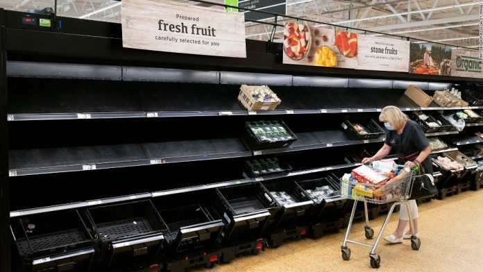 Brexit: UK worker shortages could cancel Christmas