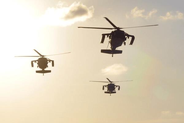 Cayman facilitates United States' Haiti relief effort