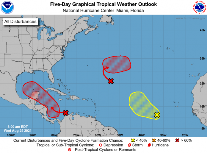 Flooding likely in Cayman as tropical wave nears