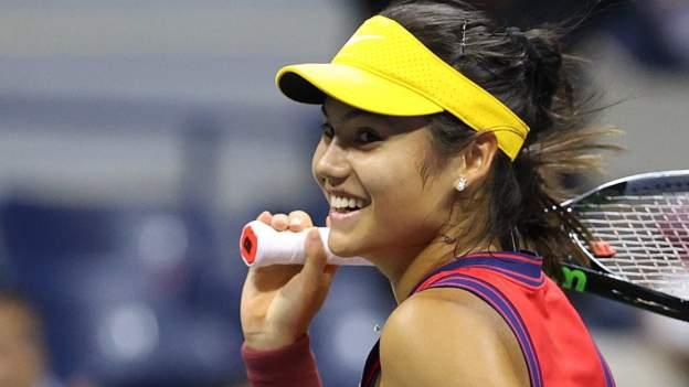 Emma Raducanu: Channel 4 to show US Open final against Leylah Fernandez live