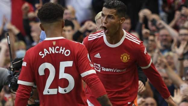 Cristiano Ronaldo's return lights up Old Trafford in Man Utd win over Newcastle Utd